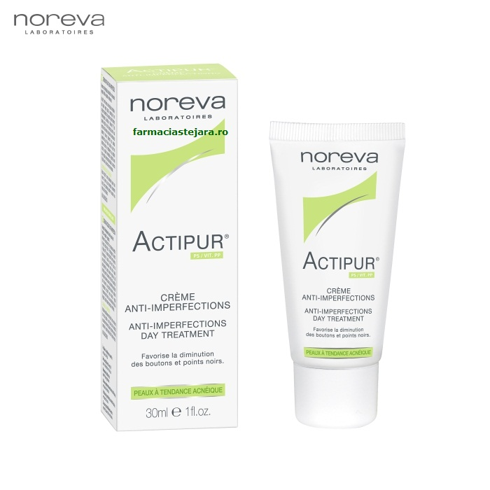 Noreva Actipur Crema de zi matifianta antiimperfectiuni 30 ml