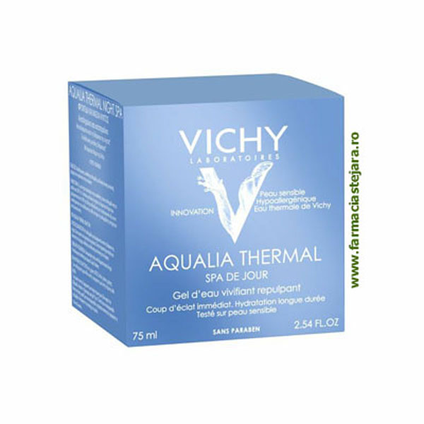 Vichy Aqualia Thermal Spa Crema de zi