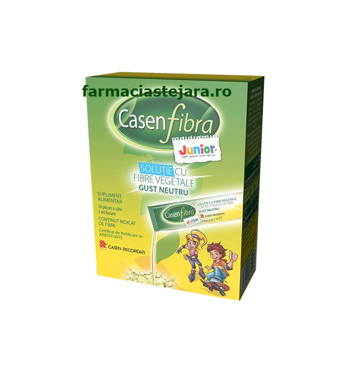 Casenfibra Junior Liquid x 14 plicuri