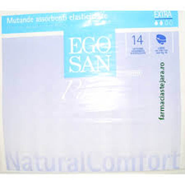 Egosan Extra Chiloti absorbanti elasticizati Medium X 14