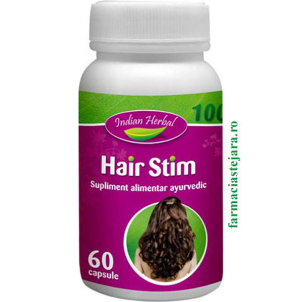 Indian Herbal Hair Stim Capsule