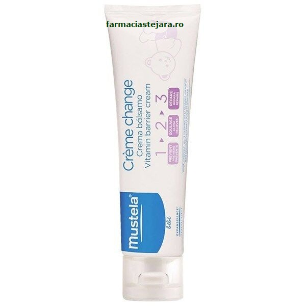 Mustela Bebe Vitamin Barrier crema 100 ml
