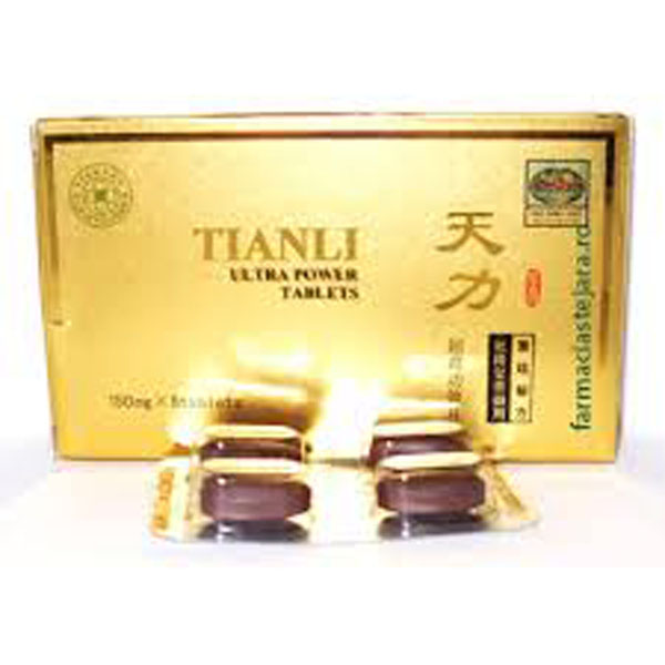 Tianli Ultra Power Tablete x 8