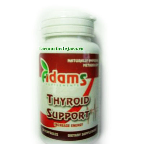 Adams Thyroid Support X 30