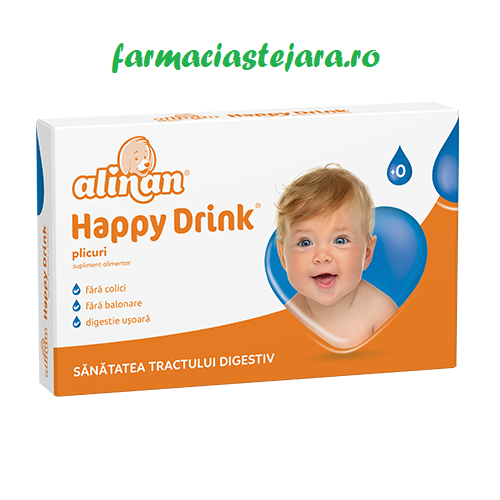 Alinan  Baby happy  drink  X 12 plicuri