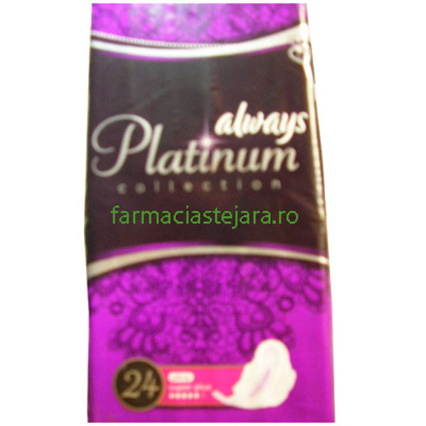 Always Platinum Ultra Super plus X 24