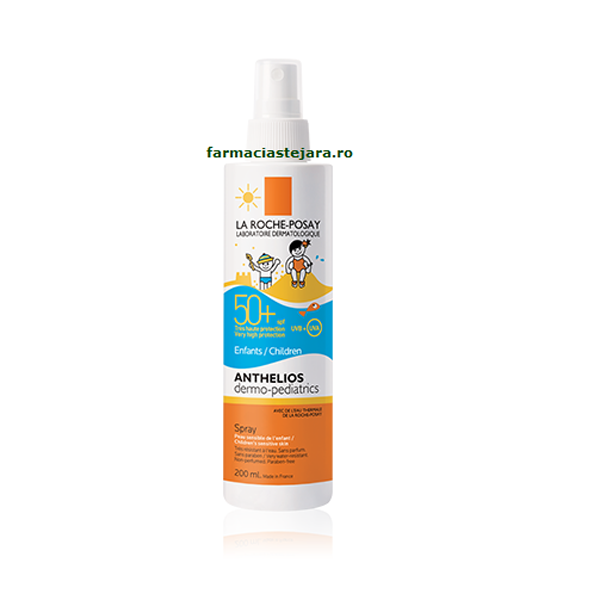 La Roche Posay Anthelios Dermo-Pediatrics Spray SPF 50 200ml