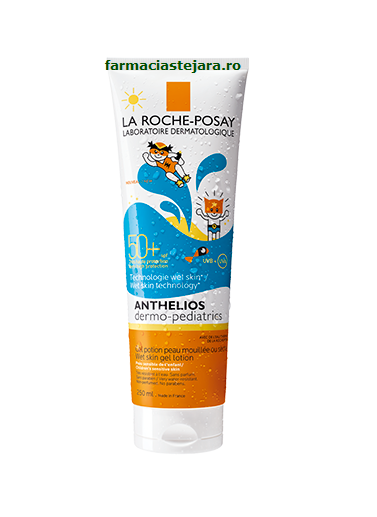 La Roche Posay Anthelios Dermo-pediatrics Wet skin Gel-fluid SPF