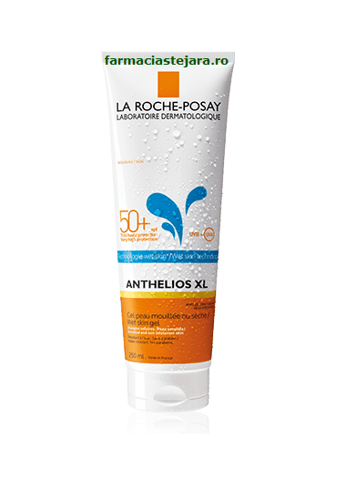 La Roche Posay Anthelios XL Gel-fluid corp Wet Skin SPF50