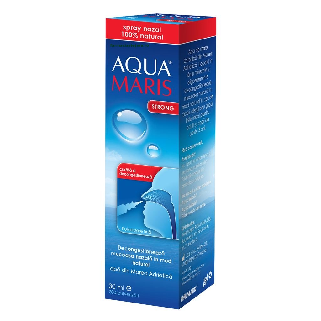 AquaMaris Strong Spray nazal