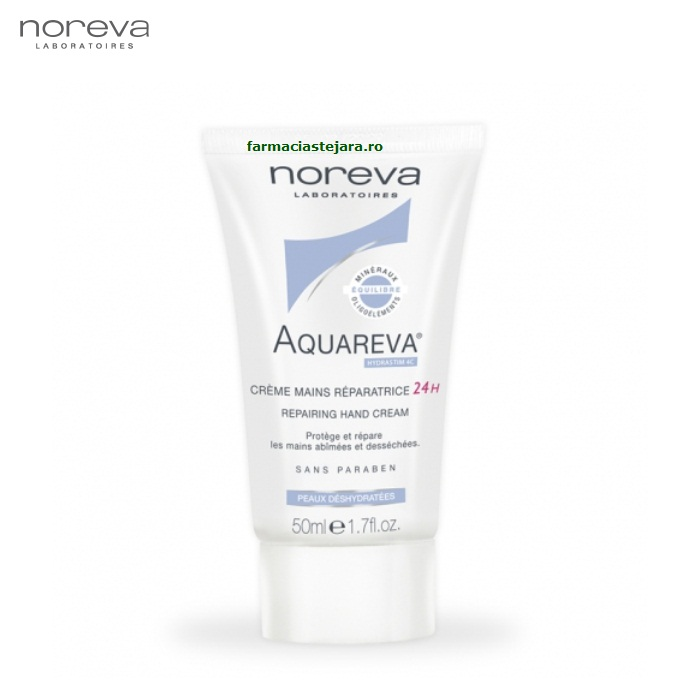 Noreva Aquareva Crema de maini 50 ml