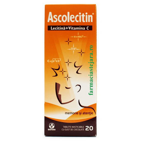 Biofarm Ascolecitin Tablete