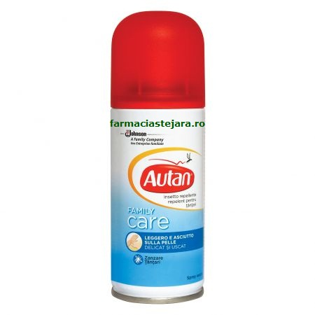 Autan Family Care Spray