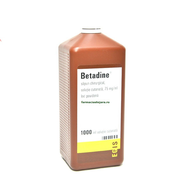 Betadine Sapun chirurgical 1000ml