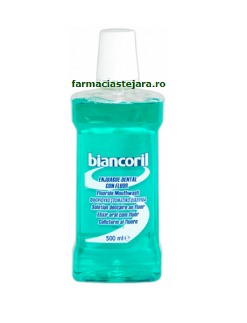 Biancoril Apa de gura 500ml