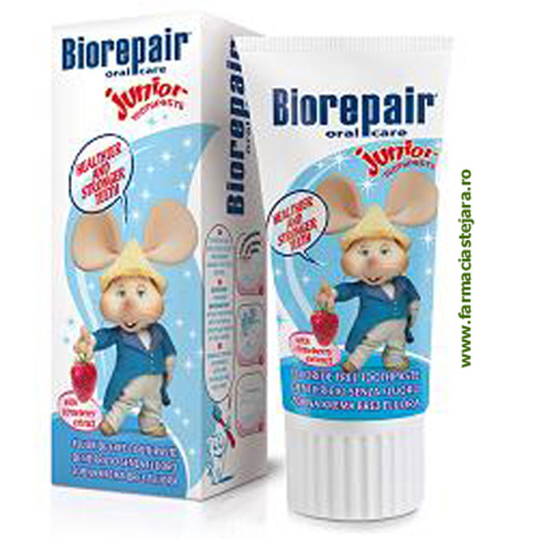 BioRepair Junior Pasta de dinti 50ml