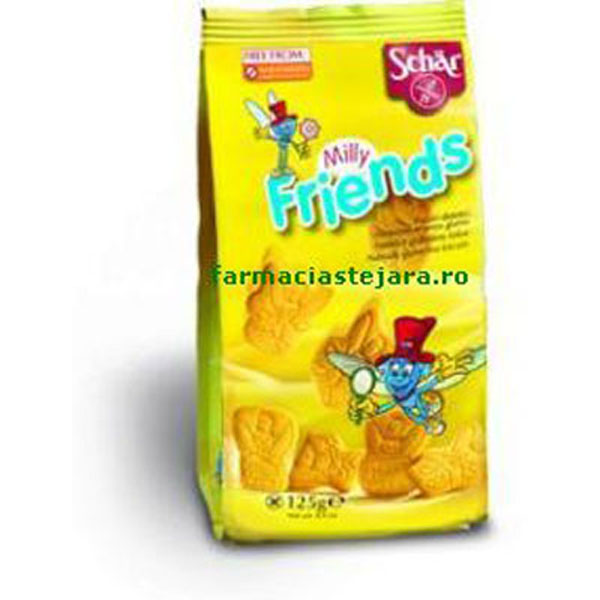 Dr.Schar Milly Friends Biscuiti fara gluten
