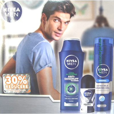 Cadou Nivea Men Cool Kick