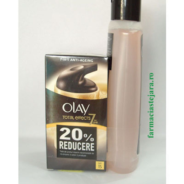 Cadou Olay Total Effects 7in1 Crema+Lotiune tonica