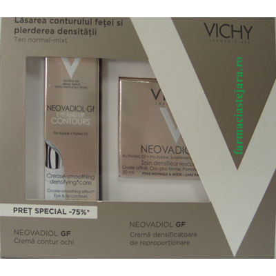 Cadou  Vichy Neovadiol  Gf  ten  normal-mixt   50+