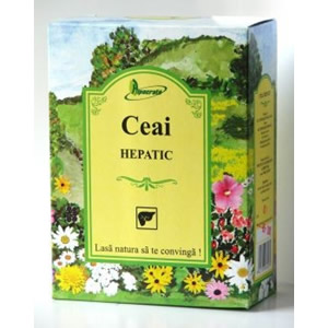 Ceai hepatic