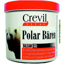 Crevil Gel Forta ursului polar