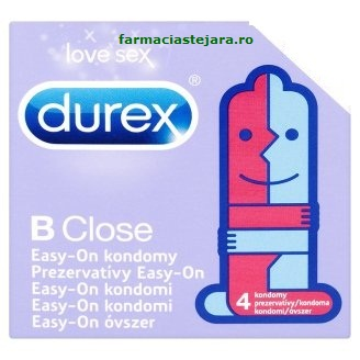Prezervative Durex B Close x 3