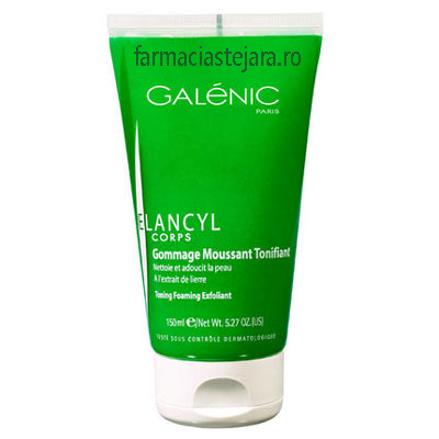 Elancyl Gel Exfoliant, Spumant, Tonifiant 150 ml