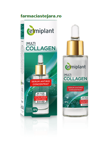 Elmiplant Multi-Collagen Serum antirid