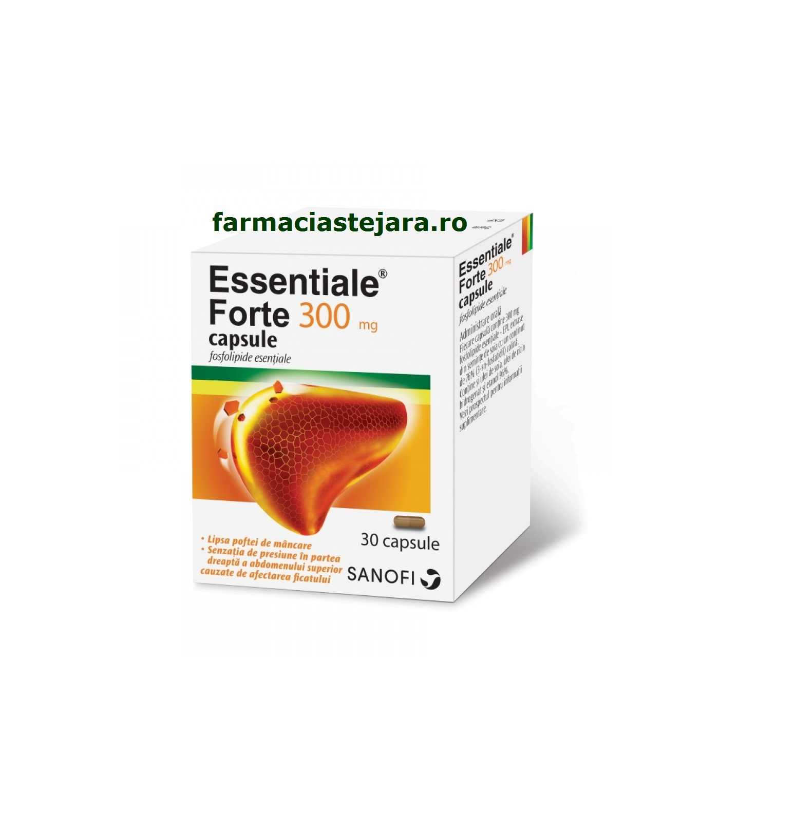 Essentiale Forte  capsule 300 mg