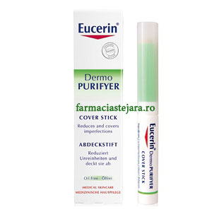 Eucerin Dermo Purifyer Stick anti-imperfectiuni