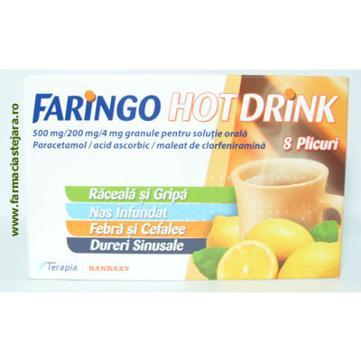 Faringo Hot Drink plicuri