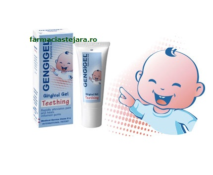 Gengigel Baby Teething Gel pentru gingii 20 ml