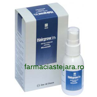 Hairgrow  spray cutanat   5%