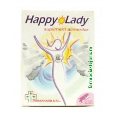 Parapharm Happy Lady 30 Capsule
