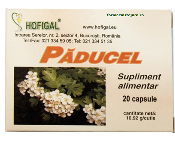 Hofigal Paducel Capsule X 20