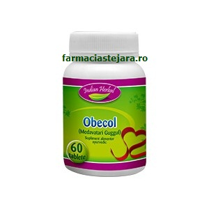 Indian Herbal Obecol x 60 tablete