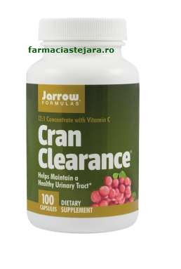 Jarrow Formulas Cran Clearance x 100 tablete