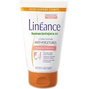 Lineance Concentre crema antivergeturi, 125 ml