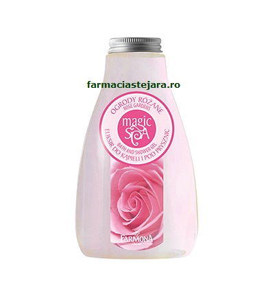 "Farmona Magic Spa Gel de dus ""Gradini de trandafiri"" 425 ml"