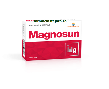 Sun Wave Pharma Magnosun x 30 capsule