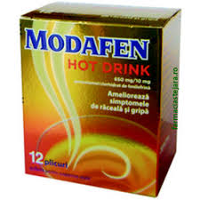Modafen Hot Drink X 12 plicuri