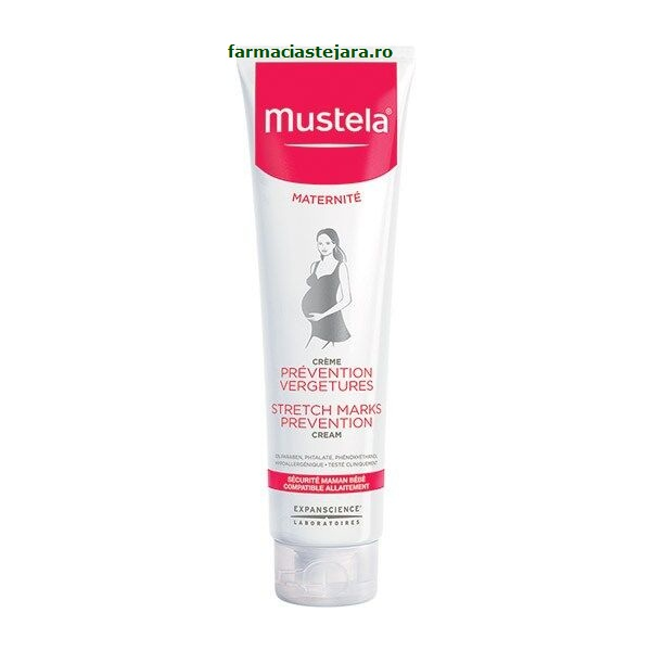 Mustela Maternite crema antivergeturi 150ml