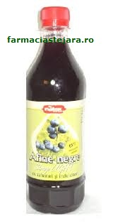 Natex Sirop Light Afine negre