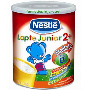 Nestle Nan lapte junior 2