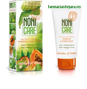 Noni Care Garden of Eden- Sampon&Balsam hidratant