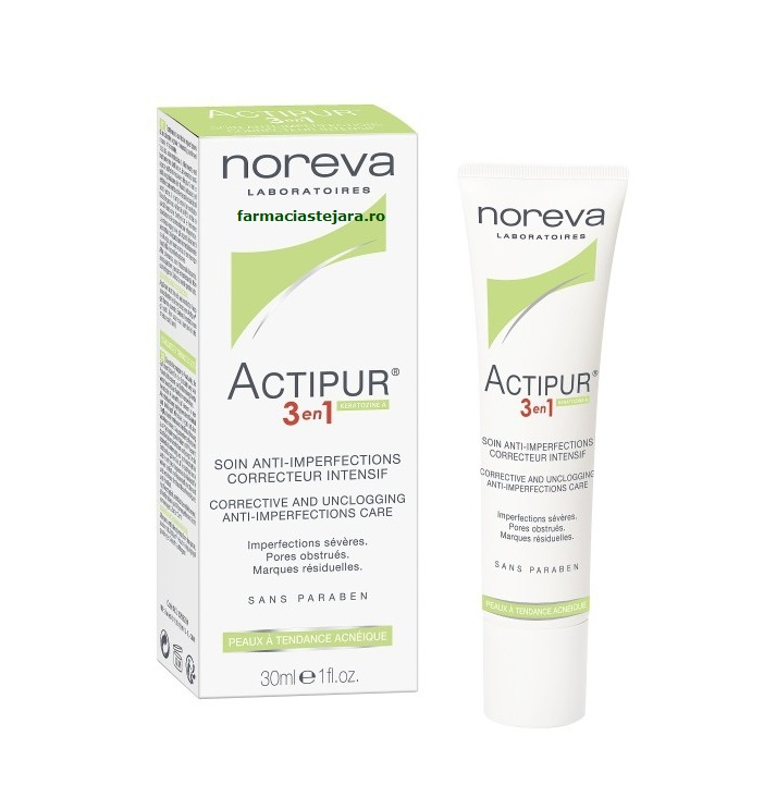 Noreva Actipur 3in1 Crema anti-imperfectiuni