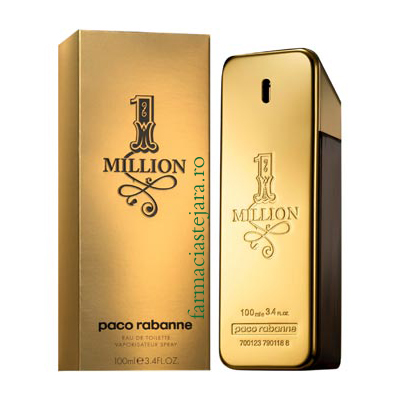Paco Rabanne 1 Million EDT  Barbati 100 ml 3.4 FL.OZ
