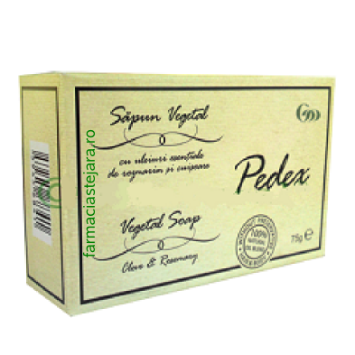 Pedex  sapun vegetal