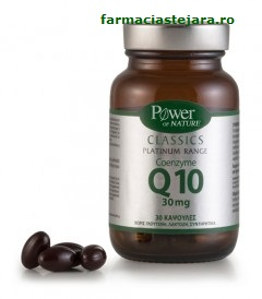 Coenzima Q10 Power of nature Classics Platinum x 30 capsule